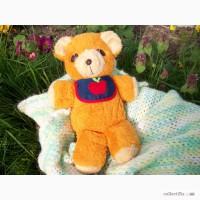 Винтажный Мишка Freddy Teddy Bear - Fisher Price 1975