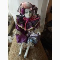 Кукла Арлекин