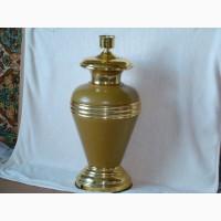 Продам Антикварный светильник ссср 1958 год выполнен из металла отсуствует электропатрон и