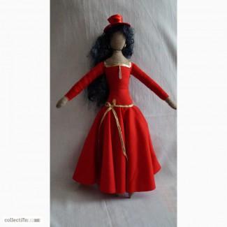 Интерьерная кукла Виктория