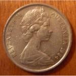 Набор Австралия 20, 10 и 5 центов