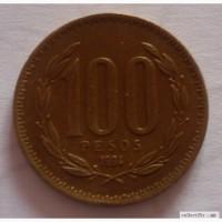 100 песо Чили