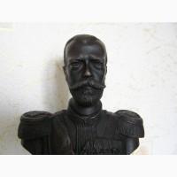 Бюст Николай 2