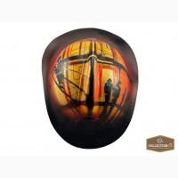Подарок пожарному каска – шлем ручной росписи купить в Киеве