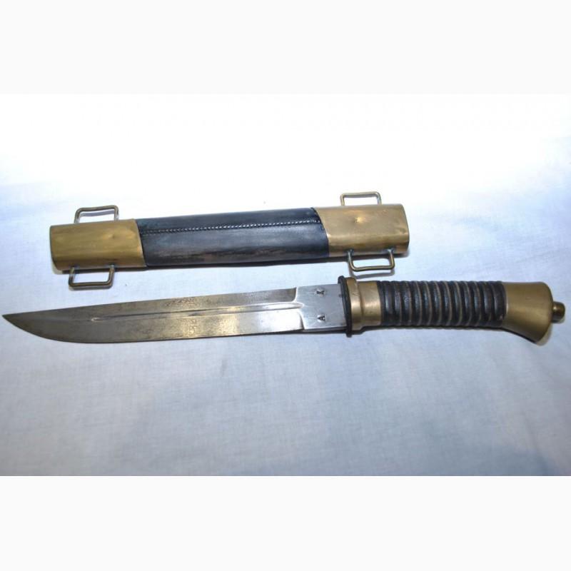 Фото 2. Нож пластунский 1882