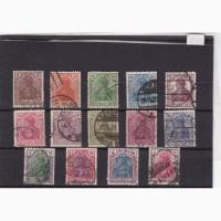 Серия Германия 1920г