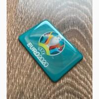 Euro 2020 коллекционный магнит.Чемпионат Европы по футболу