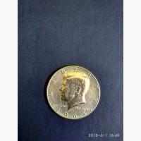 HALF DOLLAR USA, 1964, срібло