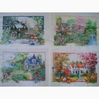 Продам картини 4 пори року
