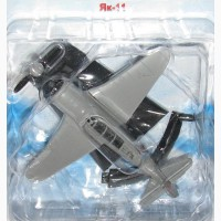 Легендарные самолеты Як11