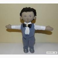 Интерьерная кукла Мальчик