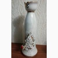 Продам фарфоровую вазу ручной работы
