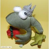 Интерьерная кукла Царевна лягушка