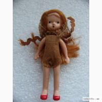 Коллекционная кукла - миниатюра, дюймовочка редкая!!! АКСИМ 60-е г. СССР