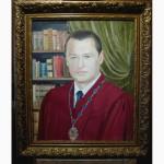 Кто еще желает заказать портрет маслом Супер качество! Портрет маслом цена Киев