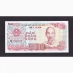 500 донг 1988г. Вьетнам. Пресс