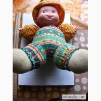 Редкая кукла Том Сойер СССР