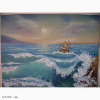 КартинаБольшая волна