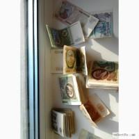 Бумажные деньги СССР и Россиив отличном состоянии