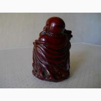Винтажная китайская статуэтка Будды