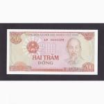 200 донг 1987г. Вьетнам. Пресс