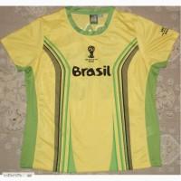Футболка Fifa World Cup 2014 Brasil, розмір 46-48