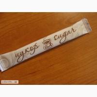845. Пакетик с сахаром. Украина