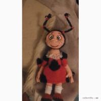 Продам вязанные игрушки 150-200 гривен