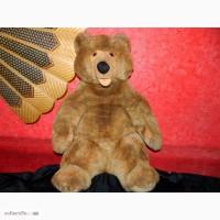 Большой Мишка Steiff Molly Brown Bear 80см 1989-90