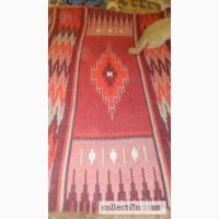 Продам старый украинский шерстяной ковёр