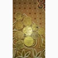 Продам монеты 1992 года (10 шт)