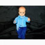 Винтажная Кукла резина