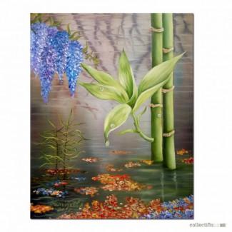Картина Над водой