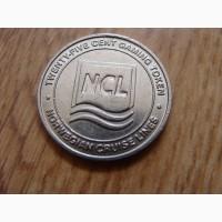 Жетоны казино на круизном лайнере NCL