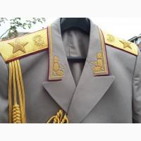 Продается новый мундир генерала