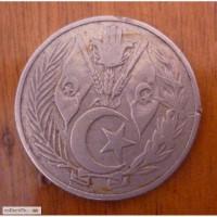 1 динар 1964 Алжир