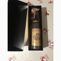Продам коллекционное вино Масандра Мускат рожевий Алупка 1940