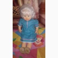 Кукла пупс времен СССР, рост 65 см