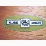 Рикша Поделка Цейлон 1970-е г WALKERS HANDICRAFTS-кустарное производство