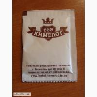 849 Пакетик с сахаром. Украина