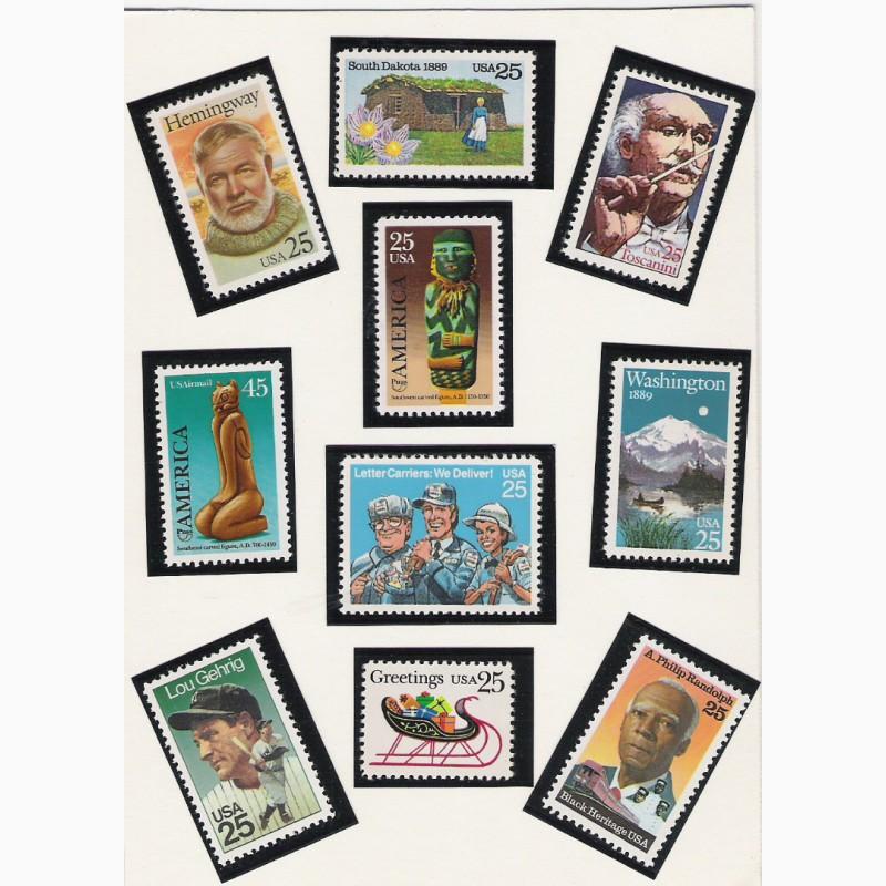 Магазин открыток марки по номиналу, картинки животными