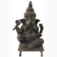 Бронзовая статуя Ганеша
