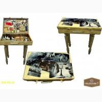 Оригинальный столик-чемодан в единственном экземпляре купить в Украине