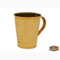 Чашка из латуни для самоварного чаепития в Киеве