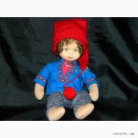 Винтажная Кукла Ручной Работы Glorex