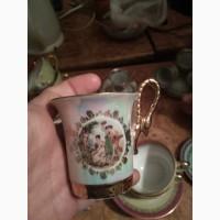 Продам кофейные чашки Madonna Martinroda ГДР Германия