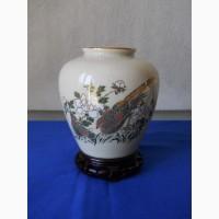Японская Фарфоровая ваза для цветов