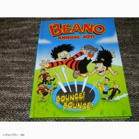 Комиксы Большая Книга The Beano Annual 2011 D.C.Thomson