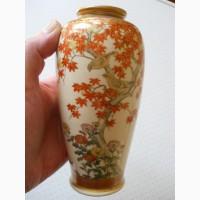 """Японская ваза для цветов """"Сатсума"""" (Satsuma)"""
