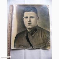 Фото офицера РККА 20-30гг. Большое
